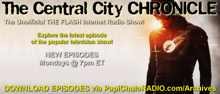 The Central City Chronicle - Mondays on Papi Chulo RADIO