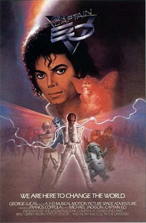 TBT: <em>Captain EO</em>