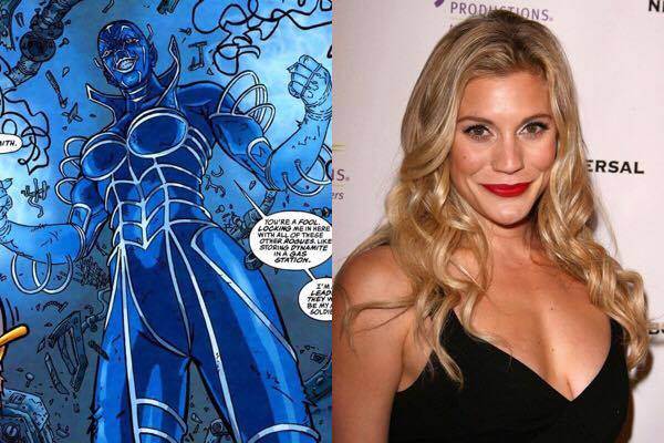 Katee Sackhoff Has Been Cast on The Flash Season 4 as
